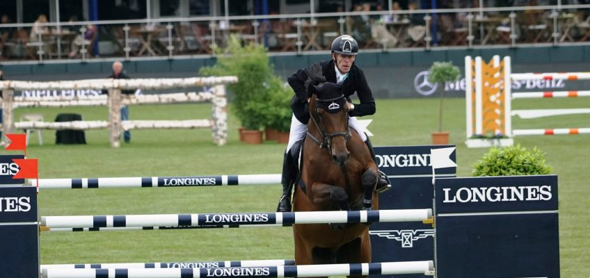 Ehning Zweiter mit Valkenswaard United in London