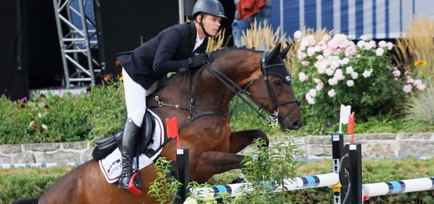 Deutsche Reiter Vierte im Nationenpreis von Gijon
