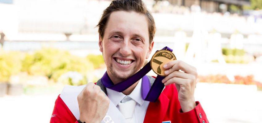 Martin Fuchs ist neuer Europameister – Blum und Ehning auf den Plätzen 4 und 5!