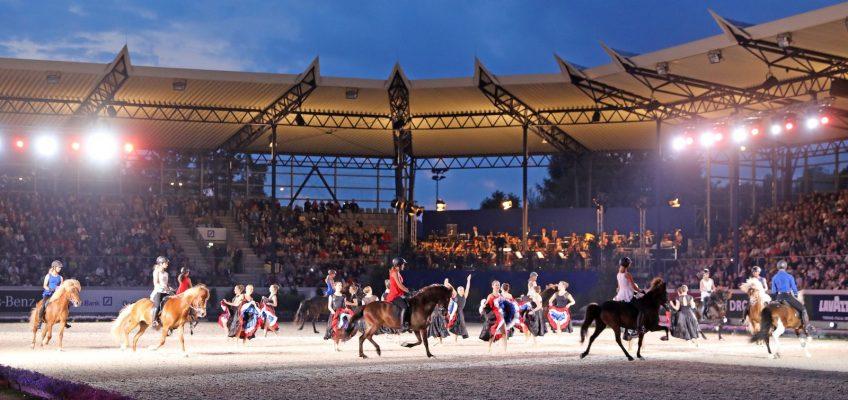 """Zusatztermin für """"Pferd & Sinfonie"""" beim CHIO Aachen"""
