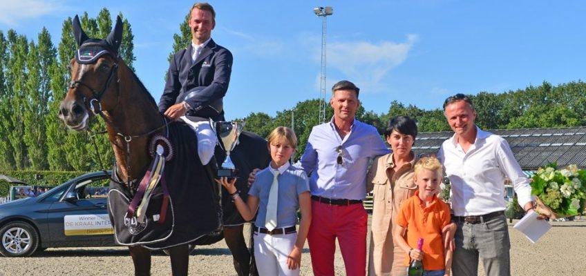 Deutscher Doppelsieg im Großen Preis von Zandhoven