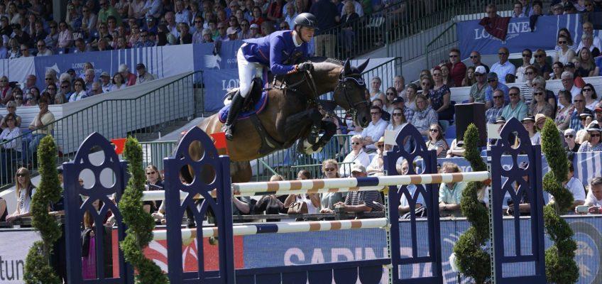 Maurice Tebbel bester Deutscher an Tag 1 der Global Tour in Saint Tropez