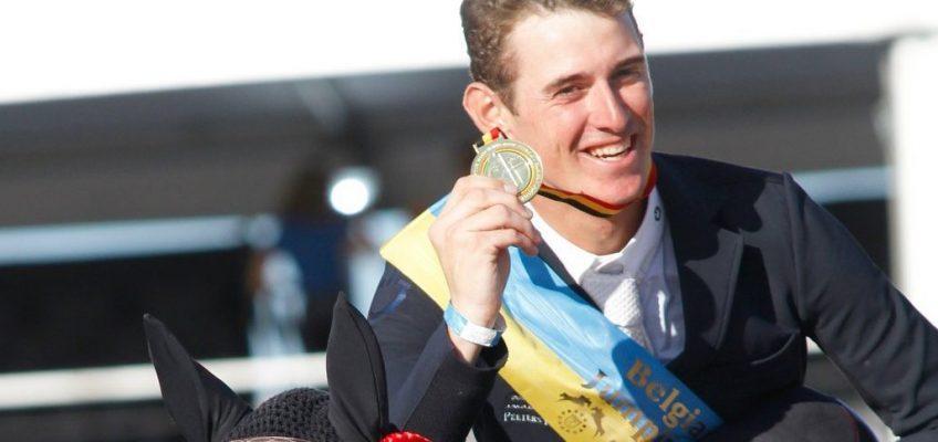 Jos Verlooy belgischer Meister – Vor WM-Finale der jungen Pferde