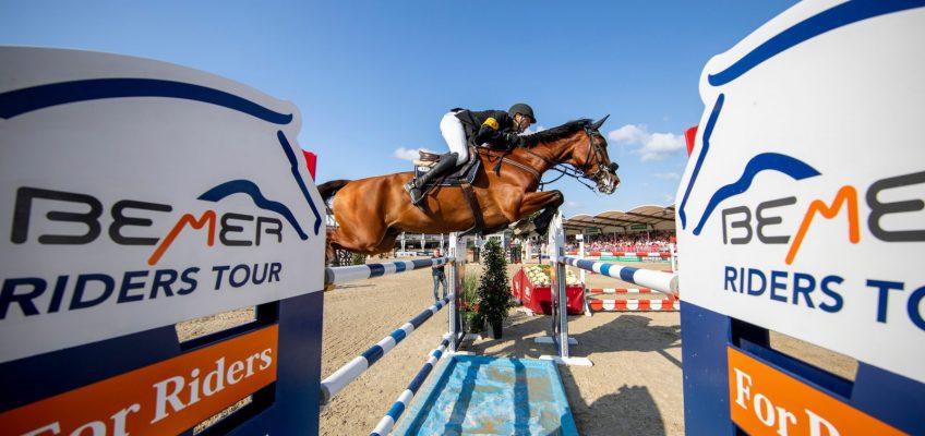 Nisse, Markus, Charlotte – BEMER Riders Tour in Paderborn