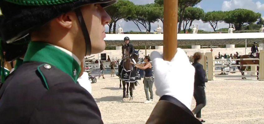 Hansi Dreher siegt in Rom bei der Global Tour, Laura Klaphake Dritte