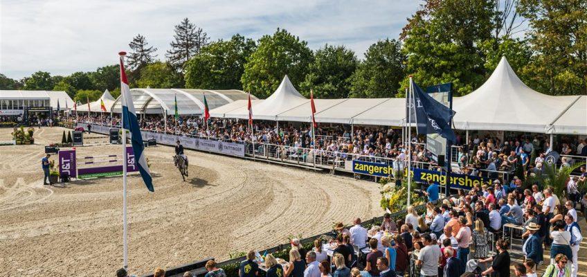 WM in Lanaken: 73 Sieger bei der 1. Qualifikation der fünfjährigen Springpferde!