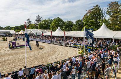 In zwei Tagen beginnt die Weltmeisterschaft der jungen Pferde in Lanaken