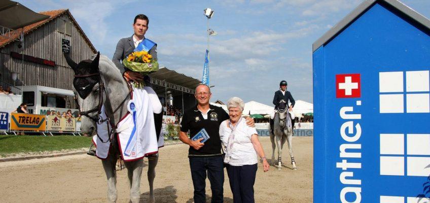 Marcel Wolf gewinnt Grand Prix in Humlikon vor Pius Schwizer