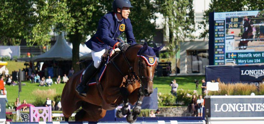 WBFSH: Zwei Mal Gold für deutsche Pferdezüchter