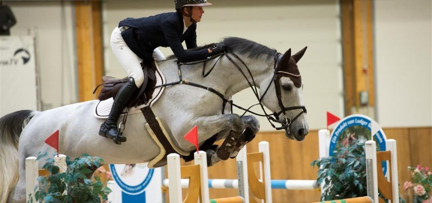 """""""Ich mag es stressig"""" – Katrin Eckermann reitet von Erfolg zu Erfolg!"""