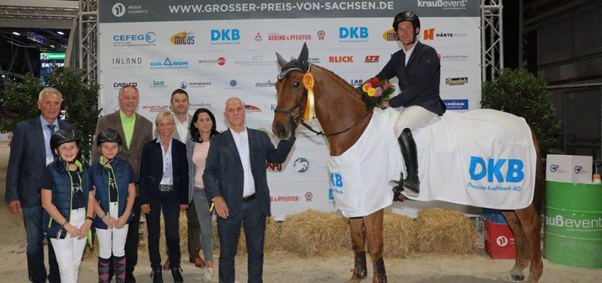 Großer Preis von Sachsen: Kölz gegen Kölz beim Championat der DKB