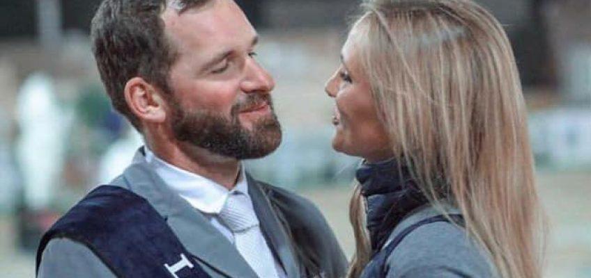Philipp Weishaupt und Domenika Issing haben geheiratet