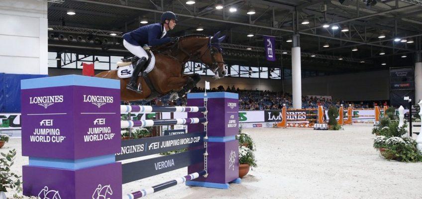 Ahlmann, Deusser und Ehning auf Weltcup-Punktejagd in Verona