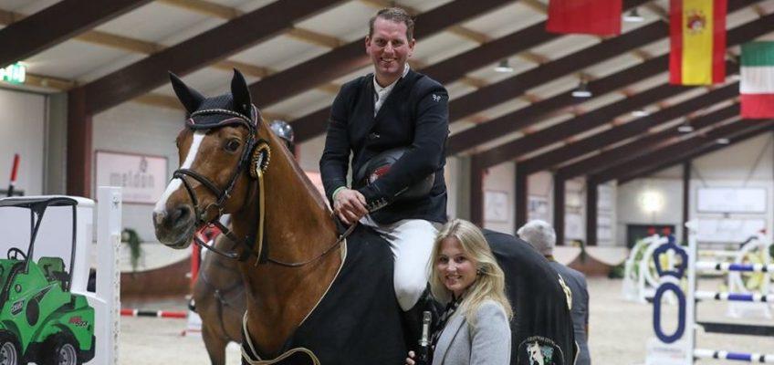 Hendrik Sosath gewinnt zum Auftakt in de Peelbergen mit Cadora