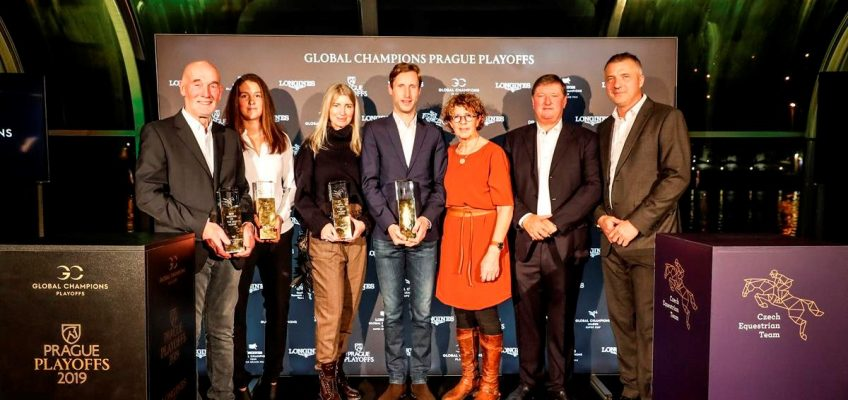 Winners of the first GCL Season Awards Announced!