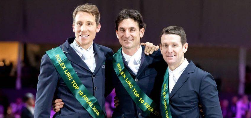Eckermann rückt nach zum Rolex-Finale mit zwei Deutschen