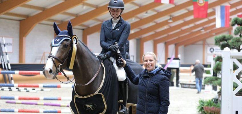 Sophie Hinners hängt Konkurrenz in Peelbergen ab!