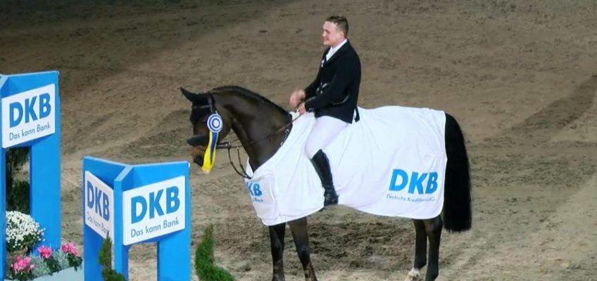 Guido Klatte gewinnt Großen Preis der DKB in München