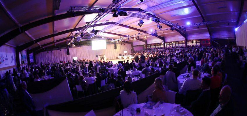 Erst ein Gala Diner, dann Auktion bei Holger Hetzel