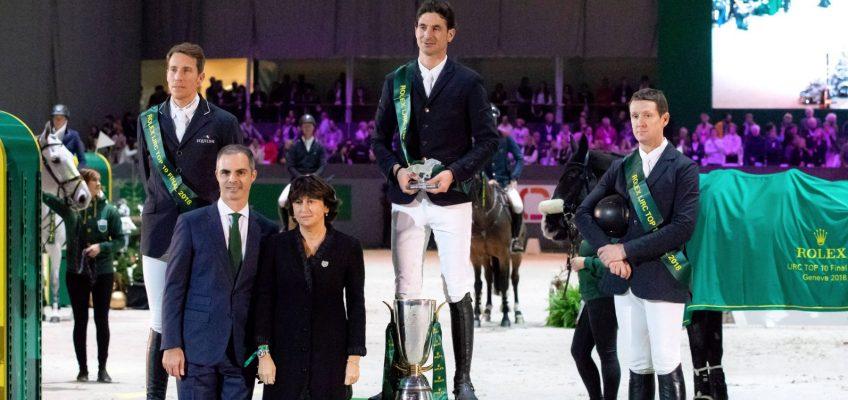 Deusser und Ahlmann beim IJRC Top Ten Finale in Genf dabei