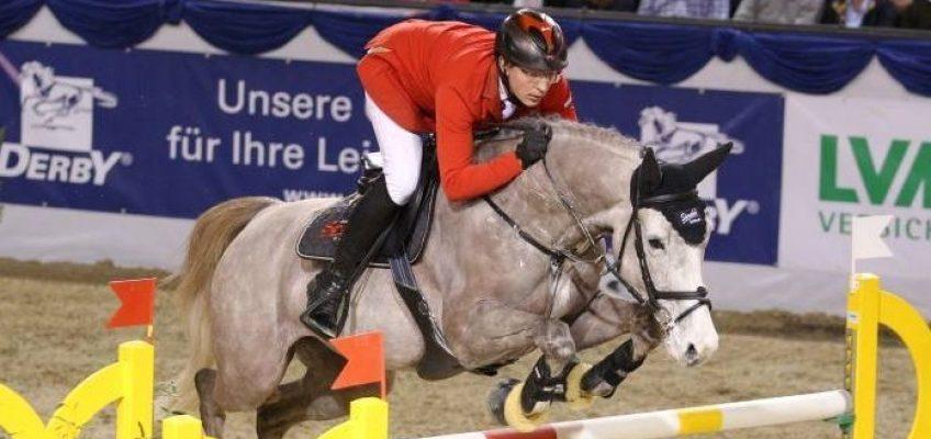 Tobias Meyer gewinnt bei Munich Indoors das Championat der DVAG