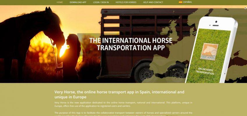 Wer transportiert die Pferde: Mit neuer App leichter zur Sunshine Tour