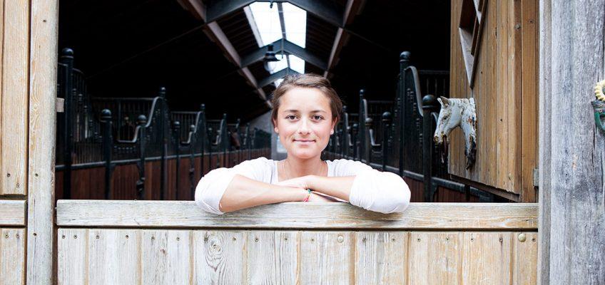 Greta Reinacher räumt im Late Entry von Riesenbeck ab
