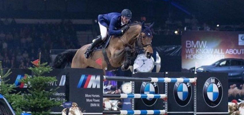 Daniel Deusser krönt das Jahresende mit einem neuen BMW