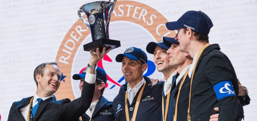 Riders Masters Cup : Unbeatable Europe !