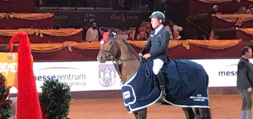 Hansi Dreher gewinnt unter anderem Grand Prix Qualifier in Salzburg