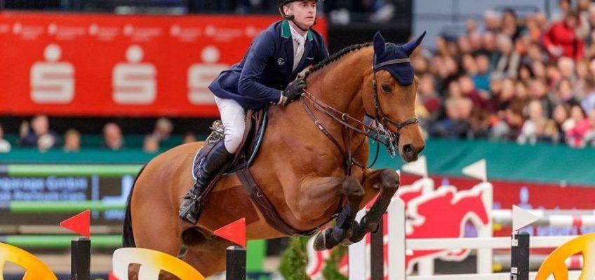 Lynch siegt vor Ahlmann und Ehning im Leipziger Weltcup
