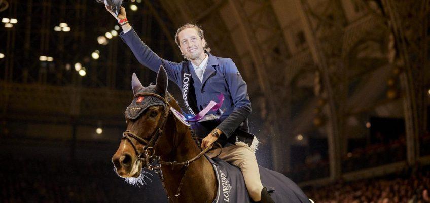 Daniel Deusser als einziger Deutscher noch in Top Ten