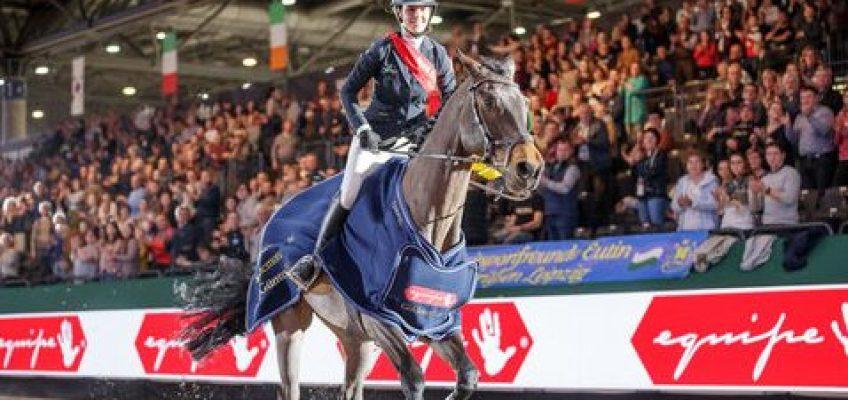 Natalia Stecher gewinnt in Leipzig den Goldenen Sattel