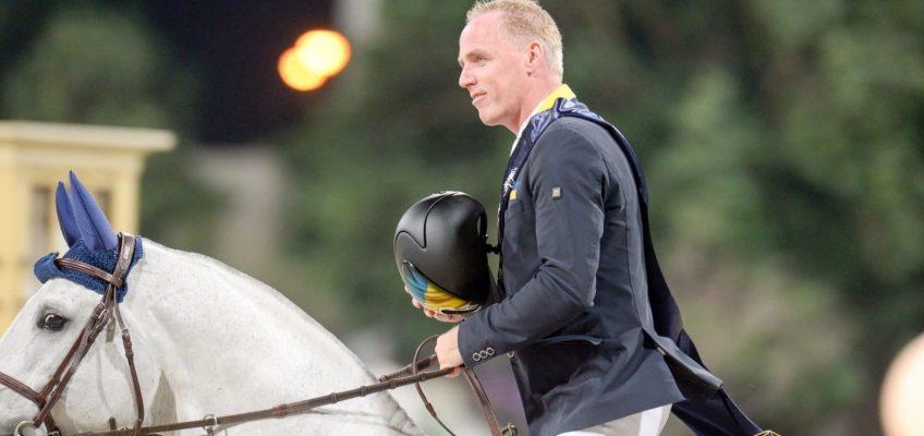 Olympia-Aus für Ukraine – Startet Rene Tebbel als Einzelreiter?