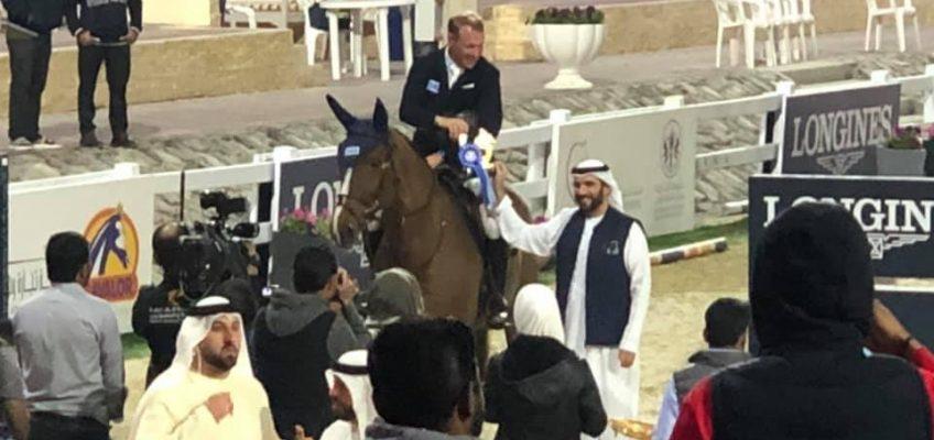 Erfolgsweg geht weiter: David Will Zweiter im GP Qualifier von Sharjah