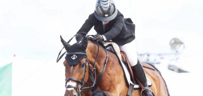 Erst-Olympia-Ticket, jetzt gesperrt: Emma Augier de Moussac