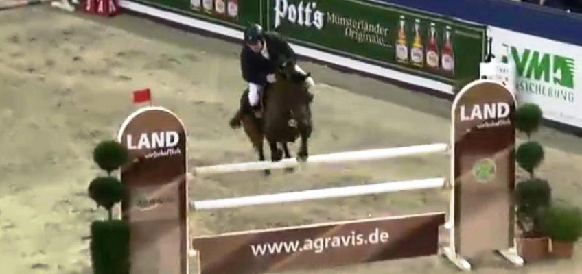 Zum zweiten Mal Zweiter – Jan Wernke beim Championat von Münster