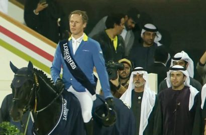 Christian Ahlmann gewinnt Weltcup-Springen in Abu Dhabi