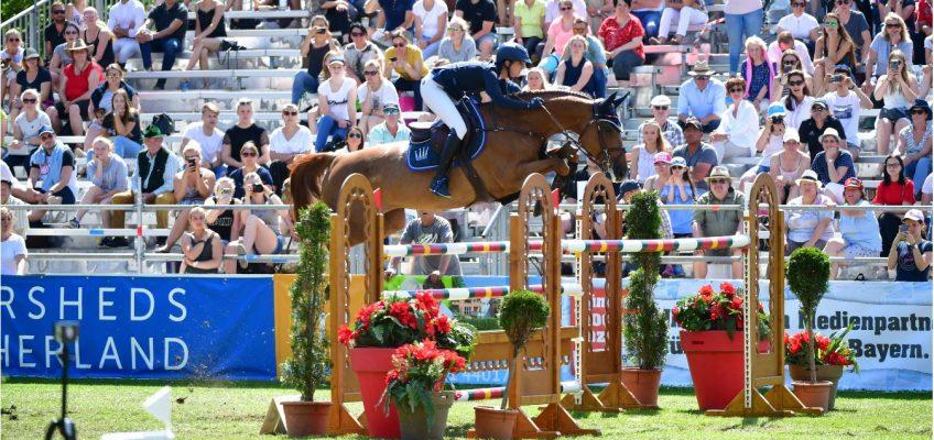 Dallmayr neuer Namensgeber bei Pferd International München