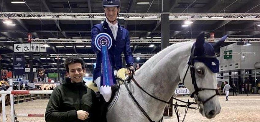 Steve Guerdat gewinnt Weltcup-Etappe in Bordeaux vor Daniel Deusser