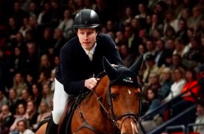 Douglas Lindelöw siegt in Göteborg, Daniel Deusser bester Deutscher