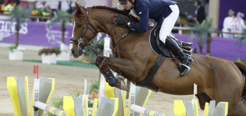 Julien Epaillard in Doha nicht zu schlagen!