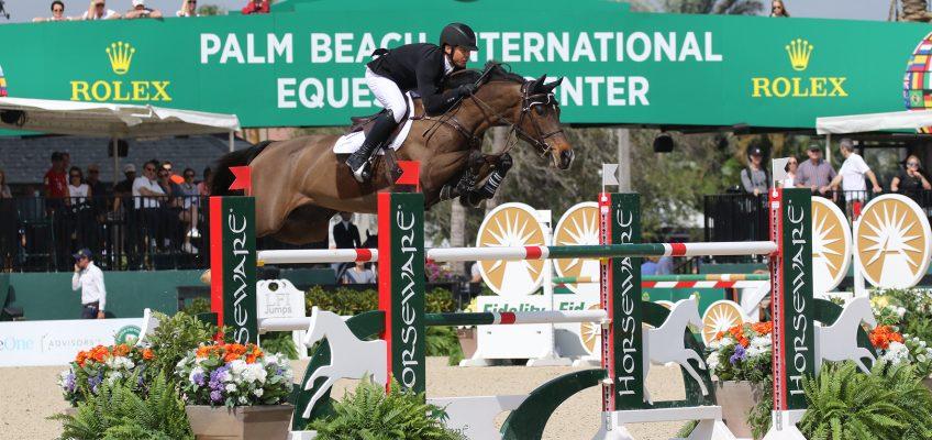 Kent Farrington triumphiert mit Holsteiner Casall-Tochter!