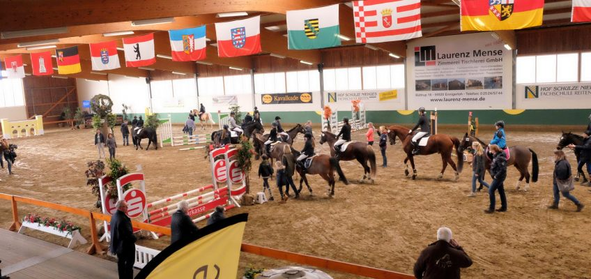 Acht Tage Pferdesport in Warendorf-Freckenhorst
