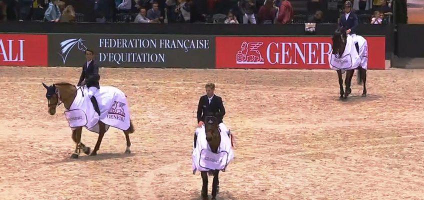 Zweimal vorne: Optimaler Weltcup-Auftakt für Ehning in Bordeaux