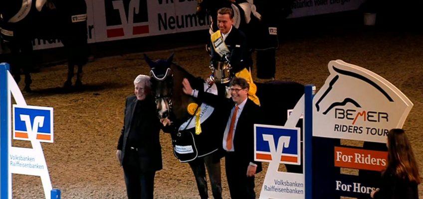VR Classics: Lüneburg ist Rider of the Year – Stevens gewinnt Großen Preis!