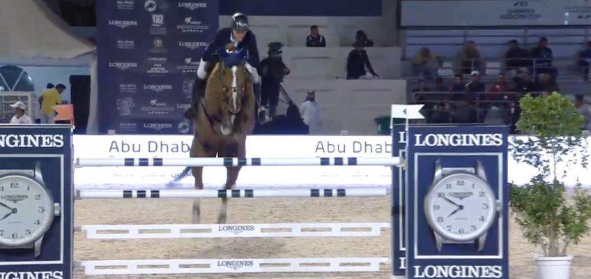 David Will gewinnt den Grand Prix Qualifier in Abu Dhabi