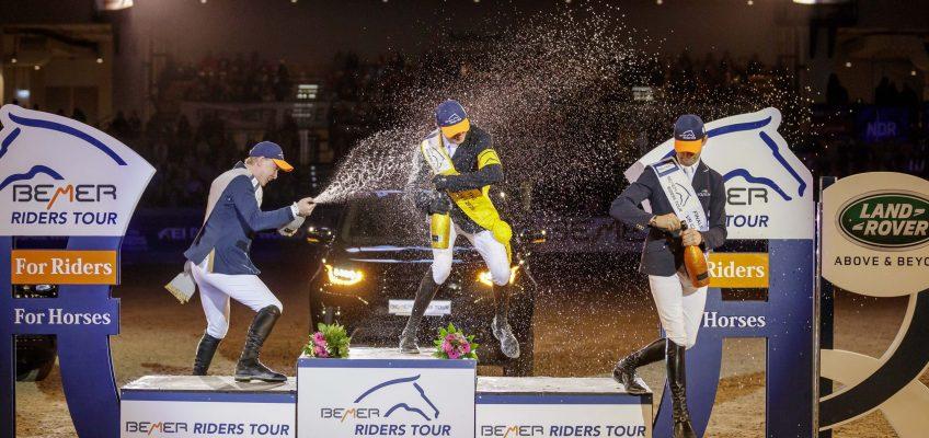 BEMER Riders Tour startet mit sechs Etappen in die Saison