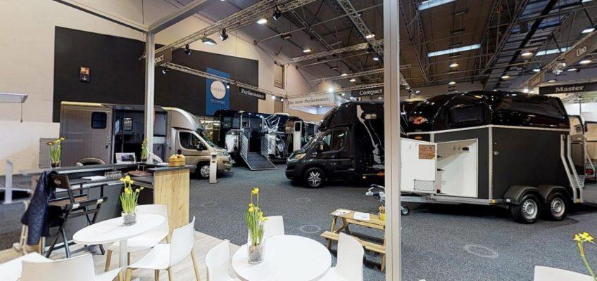 Anhänger und Horse Trucks von Böckmann virtuell erleben