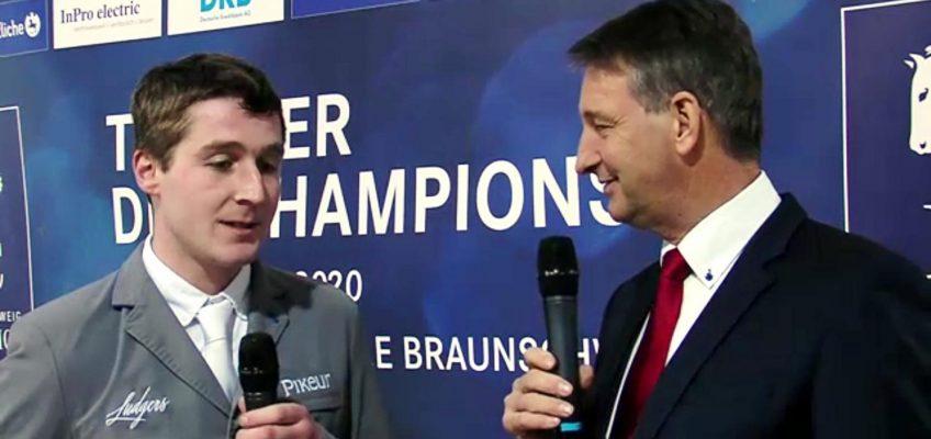 Finja Bormann Schnellste, aber Eoin Mcmahon siegt im Großen Preis von Braunschweig